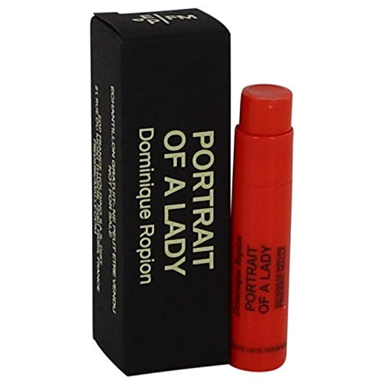 挑発する緩む誤解を招くFrederic Malle Portrait of a Lady (フレデリック マル ポートレイト オブ ア レディー)0.05 oz (1.5ml) EDP Sample サンプル Spray for Women