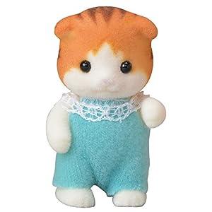 シルバニアファミリー 人形 メイプルネコの赤ちゃん