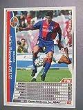 WCCF 02-03白黒カード 31 フリオ・クルス