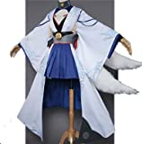 豪華版コスプレ衣装 アズールレーン Azur Lane 加賀/鳶+髪飾り +しっぽ 全セット
