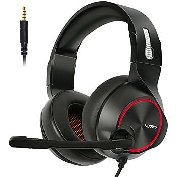 ARKARTECH N11 ヘッドセット ヘッドホン ヘッドフォン マイク付き PC ps4対応 密閉型 高音質 有線 遮音 5.1 パソコン スカイプに対応 レッド N11