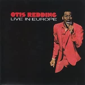 ヨーロッパのオーティス・レディング