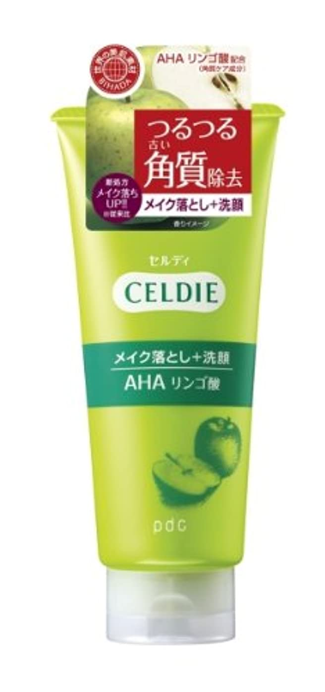 交換教授円形CELDIE(セルディ) メイク落とし美肌洗顔 AHA 150g