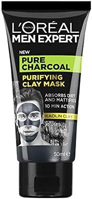 L'Oréal Paris Men Expert Pure Charcoal Purifying Clay Mask