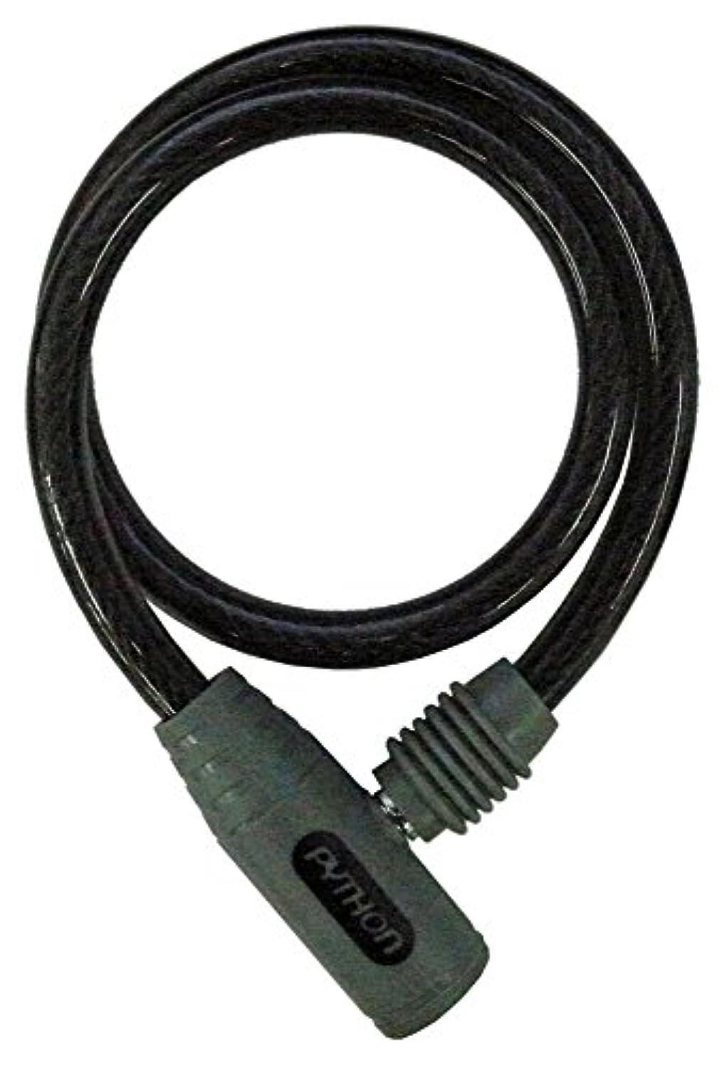 インデックス神シネウィコンテック(KONTEC) ワイヤーロック 60cm キー3本付き KT-6