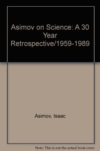 Download ASIMOV ON SCIENCE 0385263457