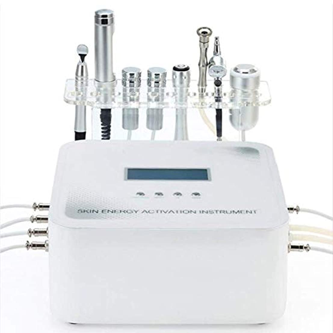 セマフォ信じられない精査多機能両極マイクロ電気Rf美容機器、美容室の家族の使用に適した純粋な酸素肌の若返り楽器、150ワット110ボルト