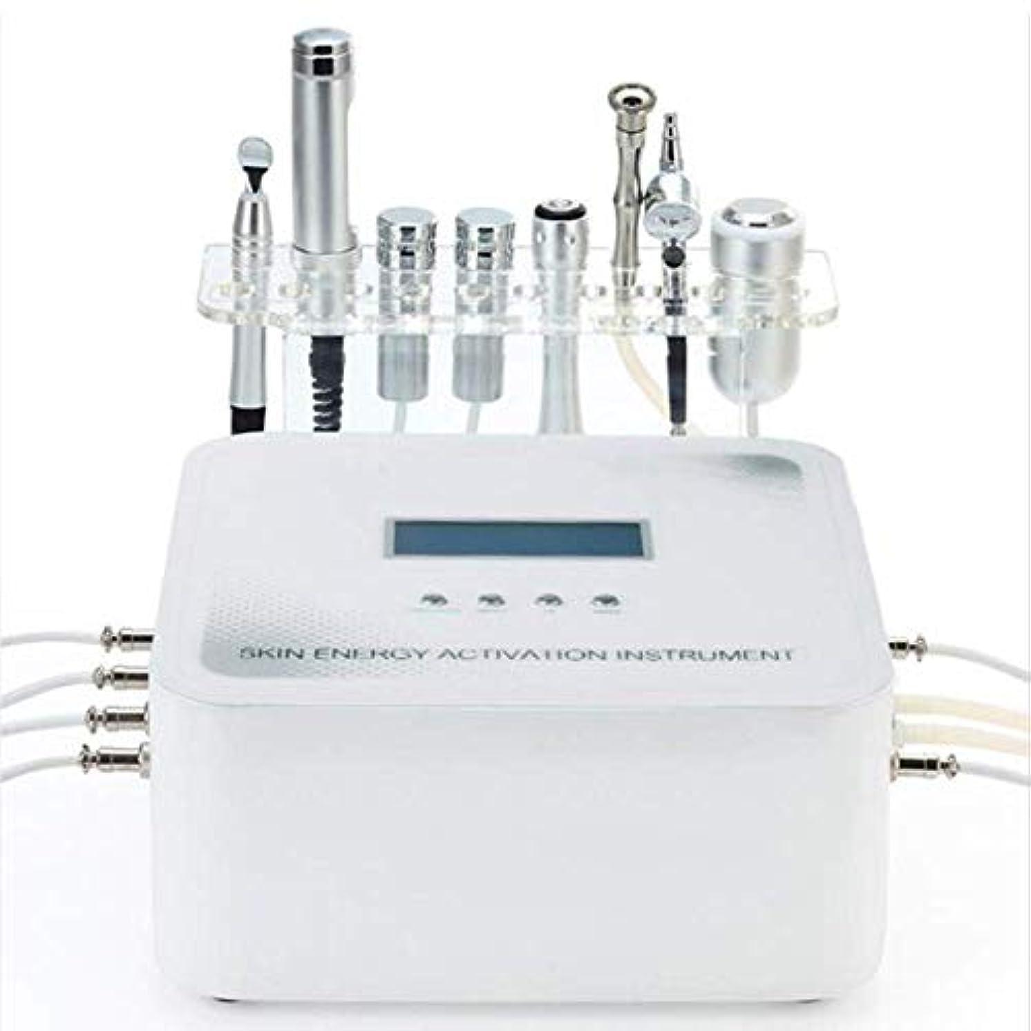 パノラマ適度に五十多機能両極マイクロ電気Rf美容機器、美容室の家族の使用に適した純粋な酸素肌の若返り楽器、150ワット110ボルト