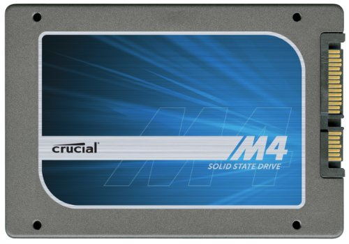 Crucial 2.5インチ 内蔵型 SATA3.0対応 M4 SSDシリーズ 128GB CT128M4SSD2