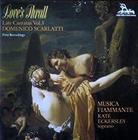 Scarlatti:Cantatas Vol.3