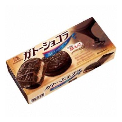 森永製菓 ガトーショコラ 6個 30コ入り