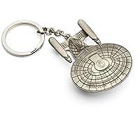 Spaceship Star Trek Enterpriseキーチェーン(ファッションフェスティバルギフト)