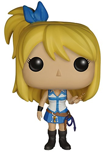 Funko POP Anime: Fairy Tail Lucy Action Figure-6355