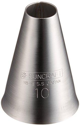 パティシエール 18-8 口金(丸)φ10 PP-557...