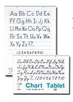 チャートタブレット24x 32Unruled 25ct–-ケースof 4
