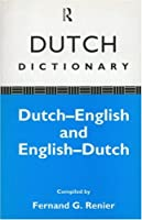 Dutch Dictionary: Dutch-English, English-Dutch
