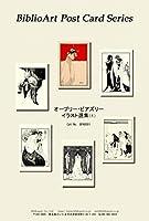 BiblioArt Post Card Series オーブリー・ビアズリー イラスト選集(1) 6枚セット(解説付き)