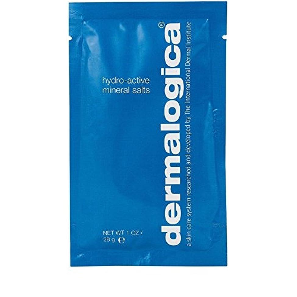 豊富ドライバ切り刻むDermalogica Hydro Active Mineral Salt 28g - ダーマロジカ水力アクティブミネラル塩28グラム [並行輸入品]