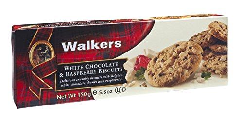 ウォーカー ホワイトチョコラズベリービスケット 150g