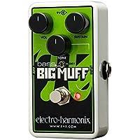 Electro-Harmonix Nano Bass Big Muff Pi ベースエフェクター [並行輸入品]