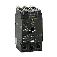 新しいSquare D edb34030回路ブレーカー3ポール30A 277V 480V 18KA EDBシリーズ