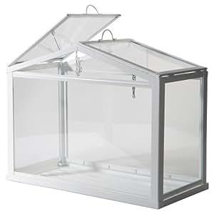 IKEA(イケア) SOCKER 90191726 温室, ホワイト