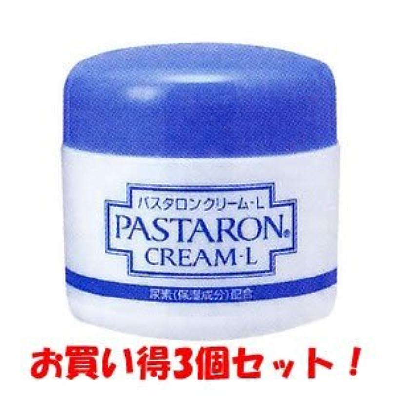 回復コメント寛解【佐藤製薬】パスタロンクリームL 60g(医薬部外品)(お買い得3個セット)