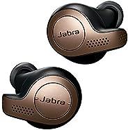 Jabra 完全ワイヤレスイヤホン Elite 65t コッパーブラック Amazon Alexa搭載 BT5.0 ノイズキャンセリングマイク付 防塵防水IP55 2台同時接続 2年保証 北欧デザイン【国内正規品】 10