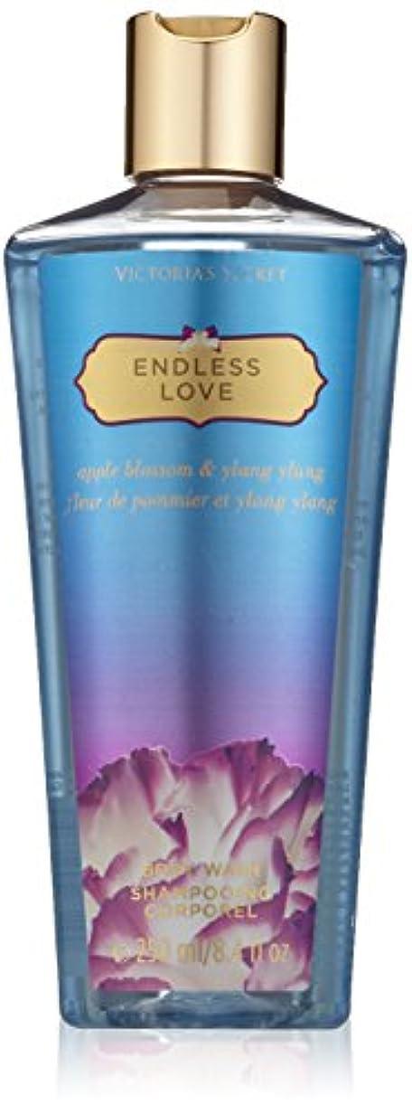 マスク節約冗長Victoria's Secret VS Fantasies Endless Love Shower Gel for Women 250 ml