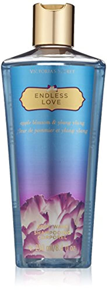 周囲ポルトガル語努力するVictoria's Secret VS Fantasies Endless Love Shower Gel for Women 250 ml
