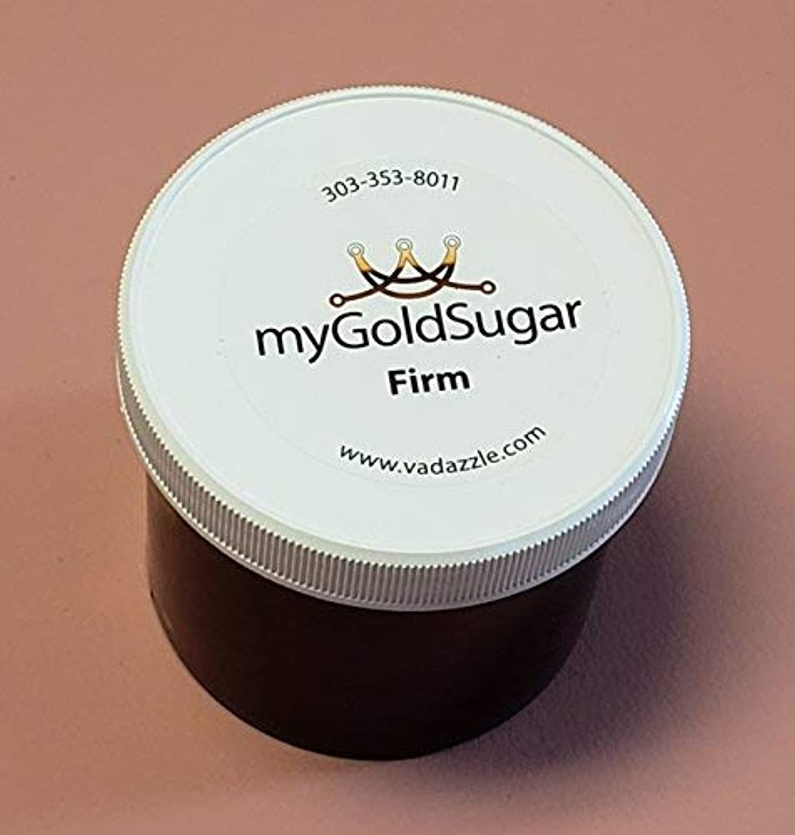受粉者次中傷16oz My Gold Sugar - Sugaring for Hair Removal (Firm) [並行輸入品]