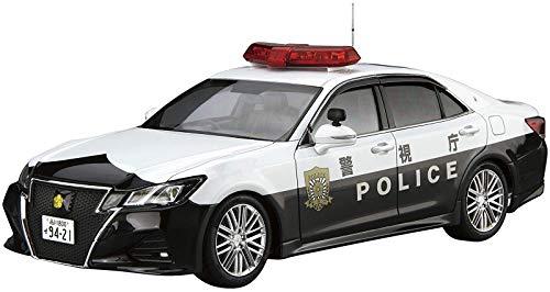 1/24 ザ・モデルカー No.110 トヨタ GRS214 クラウン パトロールカー 交通取締用 '16