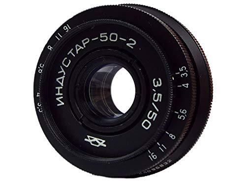 KING-2 INDUSTAR-50-2 50mm/f3.5 M42マウント B01N35FFYW 1枚目