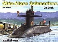 オハイオ級 搭載原子力潜水艦 オンデッキ [SS5603] Ohio-Class SSBN on Deck