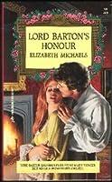 Lord Barton'S Honour (Harlequin Regency Romance)