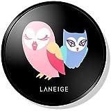 LANEIGE(ラネージュ)×ラッキーシュエット BBクッション?ポアコントロール #21ベージュ(Lucky chouette BB Cushion_Pore Control)