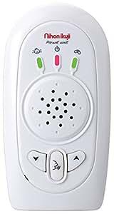 日本育児 ベビーモニター デジタル2WAY スマートベビーモニターII 新生児から対象 離れていても赤ちゃんの声をクリアにキャッチ