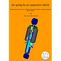 Air spring for air suspension vehicle