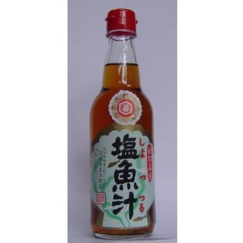 塩魚汁 (しょっつる) 360ml