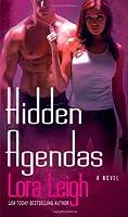Hidden Agendas (Tempting Navy Seals)