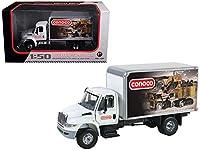 International DuraStar Conoco Delivery Truck 1/50 Diecast Model by First Gear