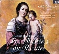Biber: Les Mysteres Du Rosaire