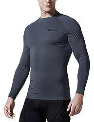 (テスラ)TESLA [防寒・保温] 長袖シャツ 冬用起毛 コンプレッションウェア パワーストレッチ アンダーウェアR34