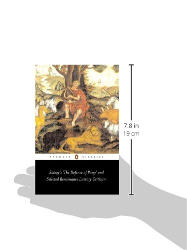 the defence of poesy The defense of poesy: otherwise known as an apology for poetry / sir philip sidney  edited with introduction and notes by albert s cook jan 13, 2014 by albert s 1853-1927 cook and philip sidney.