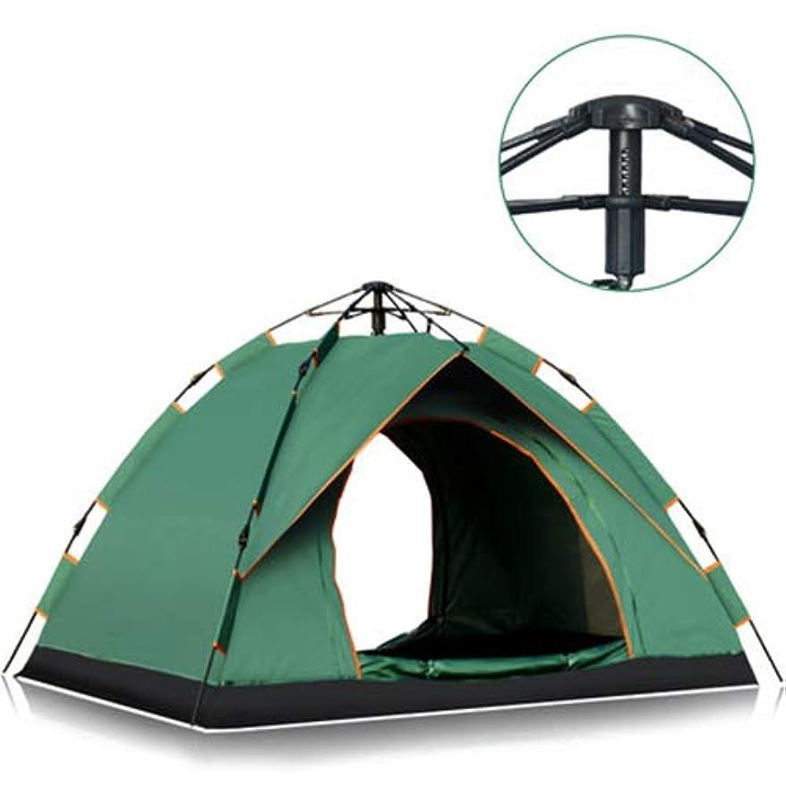 架空の公平大型キャンプテント、自動キャンプテント、クイックインストールキャンプコテージ、日焼け止めカーポート、4シーズン屋外テント
