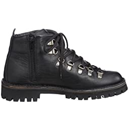 Mountain Boot 092125LZ: Black