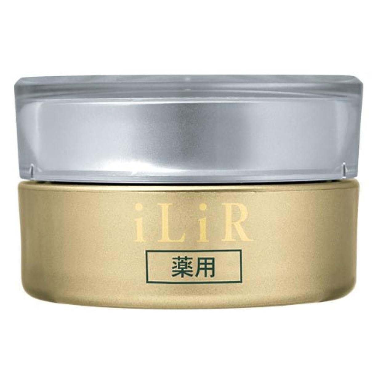 高音フレア属性iLiR(イリアール) 薬用リンクルホワイトクリーム