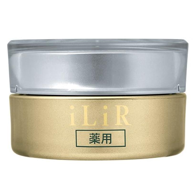 広げる取り替える挽くiLiR(イリアール) 薬用リンクルホワイトクリーム