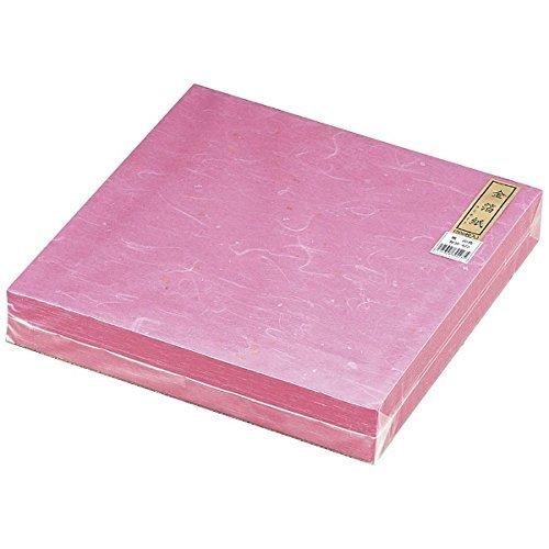 MIN(マイン ) 金箔紙ラミネート 桃 (500枚入) M30-423