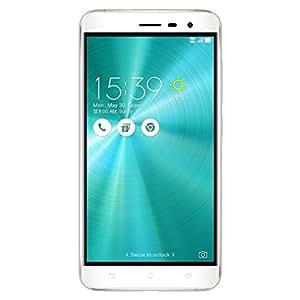 ASUS エイスース ZenFone 3 ホワイト ZE552KL (SIMフリー 4GB 64GB 台湾版) [並行輸入品]